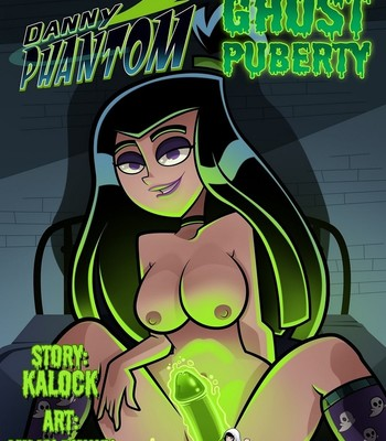Porn Comics - Danny Phantom – Ghost Puberty