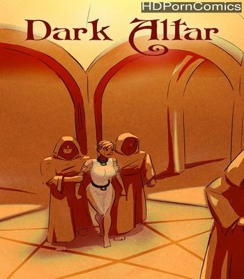 Porn Comics - Dark Altar
