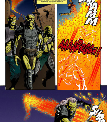 Dark Gods 4 – The Crusade comic porn sex 002