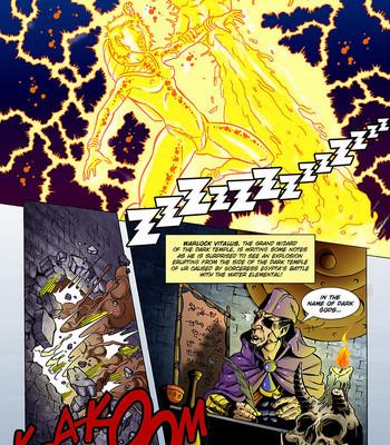 Dark Gods 4 – The Crusade comic porn sex 005