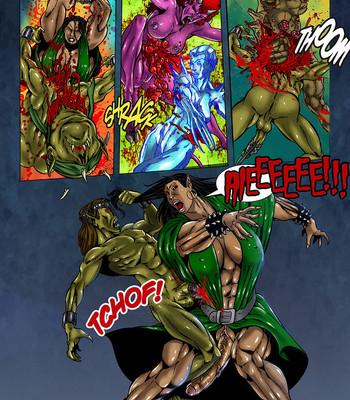 Dark Gods 4 – The Crusade comic porn sex 008