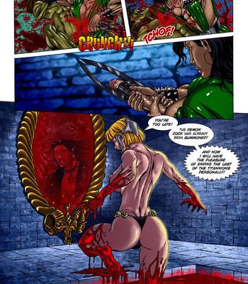 Dark Gods 4 – The Crusade comic porn sex 009