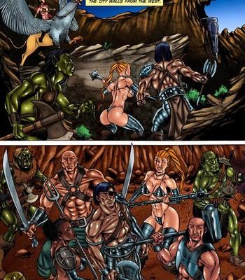 Dark Gods 4 – The Crusade comic porn sex 010
