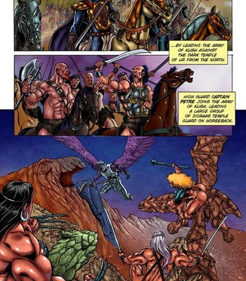 Dark Gods 4 – The Crusade comic porn sex 011