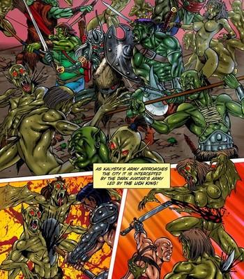 Dark Gods 4 – The Crusade comic porn sex 012