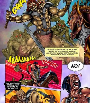 Dark Gods 4 – The Crusade comic porn sex 013