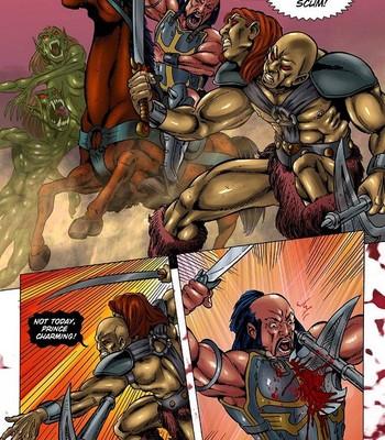Dark Gods 4 – The Crusade comic porn sex 014