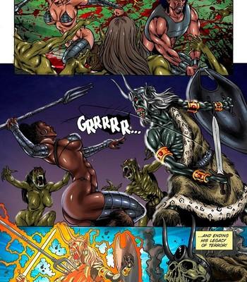 Dark Gods 4 – The Crusade comic porn sex 015
