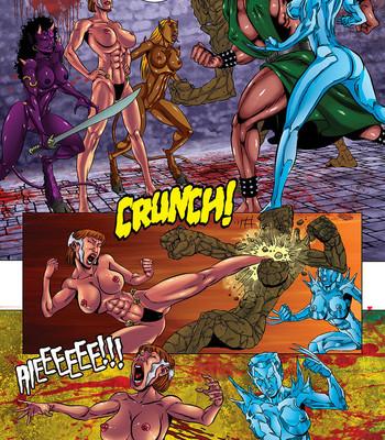 Dark Gods 4 – The Crusade comic porn sex 016