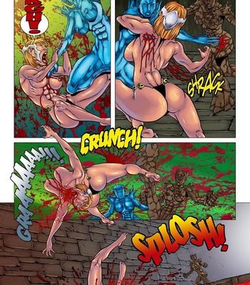 Dark Gods 4 – The Crusade comic porn sex 018
