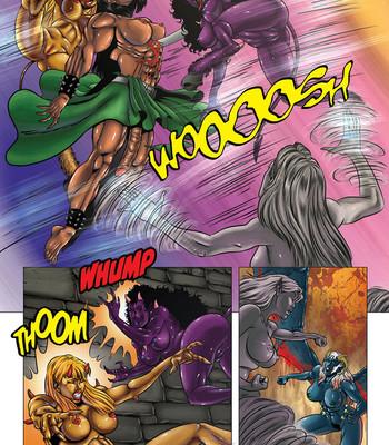 Dark Gods 4 – The Crusade comic porn sex 020