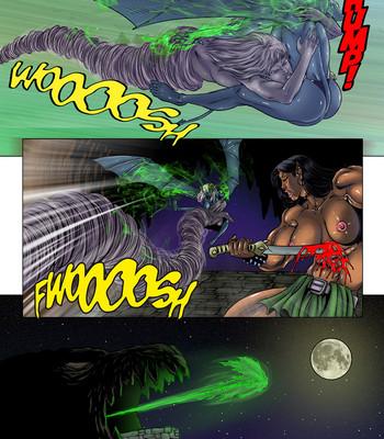 Dark Gods 4 – The Crusade comic porn sex 021