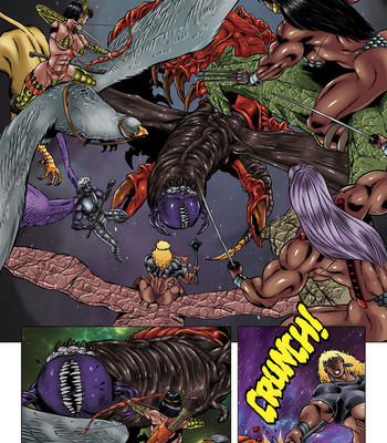 Dark Gods 4 – The Crusade comic porn sex 026