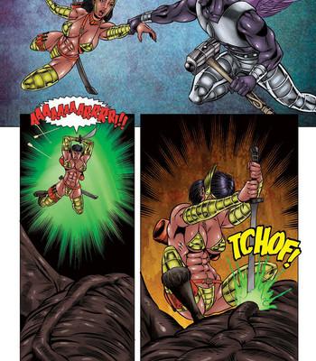 Dark Gods 4 – The Crusade comic porn sex 029