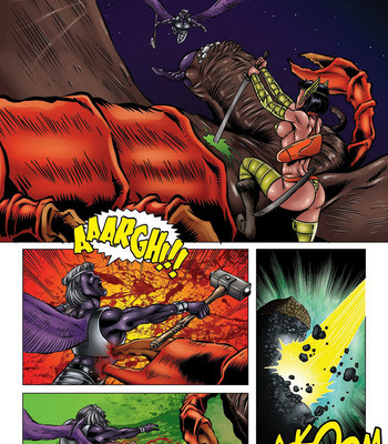 Dark Gods 4 – The Crusade comic porn sex 031