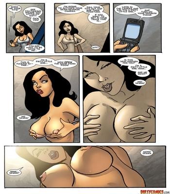 Dark-Star 3 free sex comic