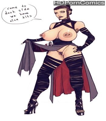 Porn Comics - Darkside Rey