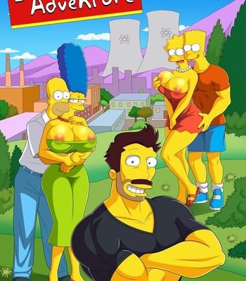 Porn Comics - Darren's Adventure
