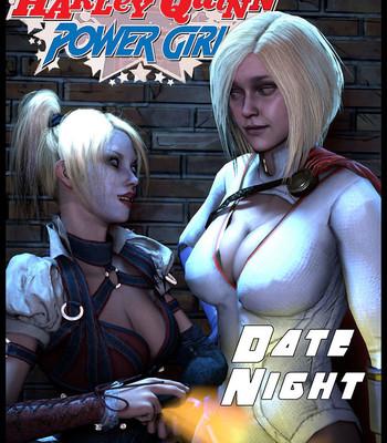 Porn Comics - Parody: Power Girl