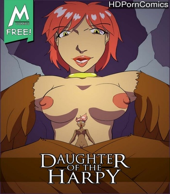 Porn Comics - Daughter Of The Harpy