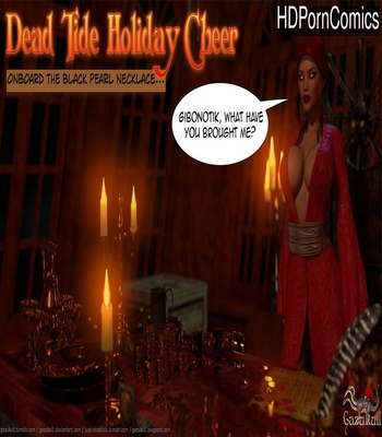 Porn Comics - Dead Tide – Holiday Cheer