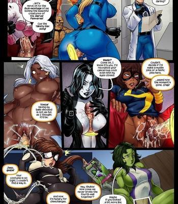 Deadpool – Thinking With Portals comic porn sex 005