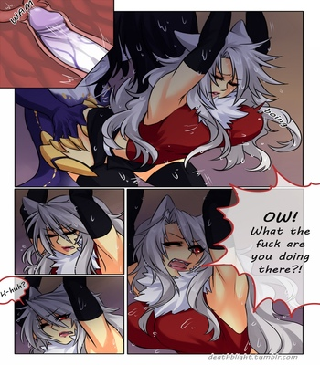 Deathblight 3 – Darkness Within comic porn sex 056