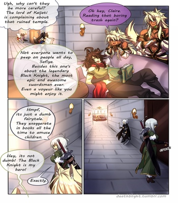 Deathblight 3 – Darkness Within comic porn sex 090