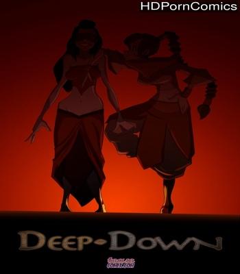Porn Comics - Deep Down 1