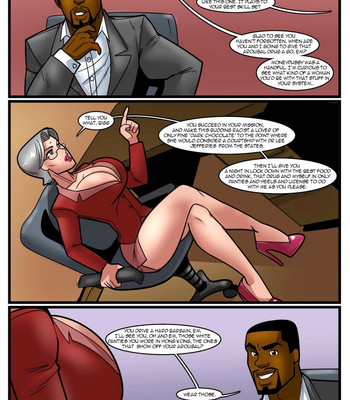 Deep In Virginial Territory comic porn sex 002