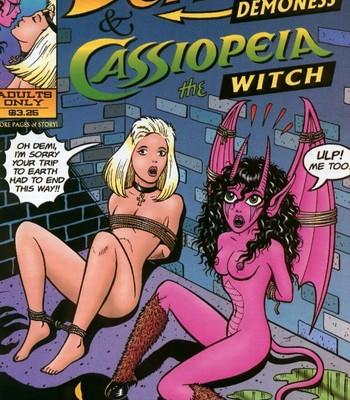 Porn Comics - Demi & Cassiopeia