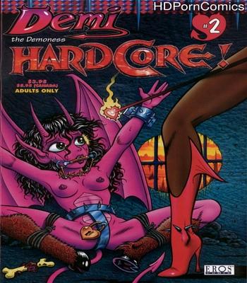 Porn Comics - Demi The Demoness Hardcore 2