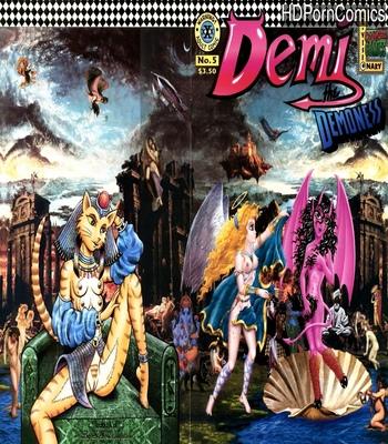 Porn Comics - Demi The Demoness Hardcore 5