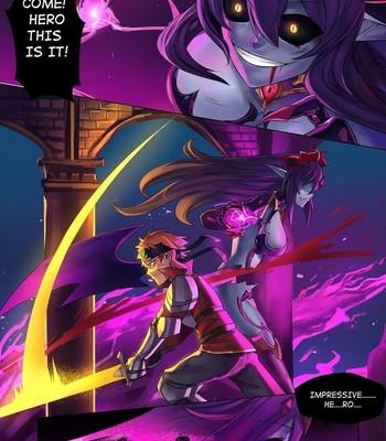 Porn Comics - Demon Lord 1
