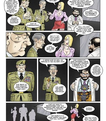 Detective Wanda Wolfe – All You Need Is Love, Sex And Rock & Roll comic porn sex 004