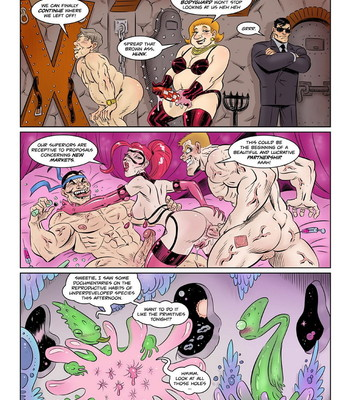 Detective Wanda Wolfe – All You Need Is Love, Sex And Rock & Roll comic porn sex 020