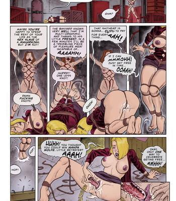 Detective Wanda Wolfe – Bonds comic porn sex 006