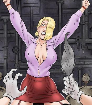 Porn Comics - Detective Wanda Wolfe – Laugh Or Die