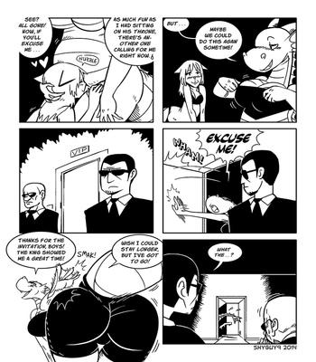 Dethroning-The-King 10 free sex comic