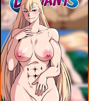Porn Comics - Deviants 10