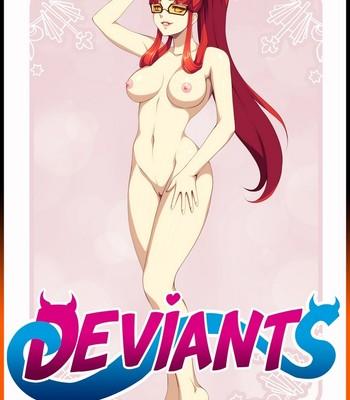 Porn Comics - Deviants 11
