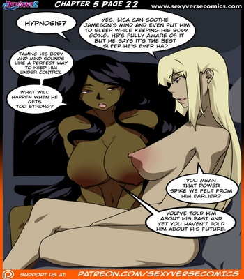 Deviants-5 23 free sex comic