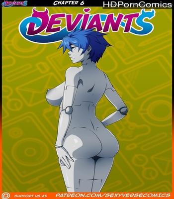 Porn Comics - Deviants 6