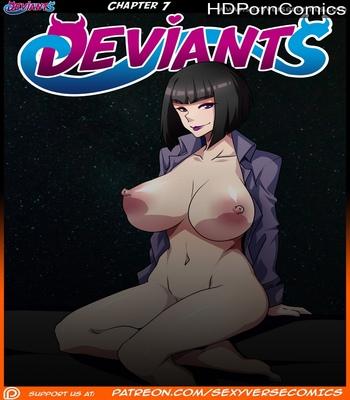 Porn Comics - Deviants 7