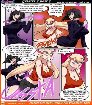 Deviants-7 8 free sex comic