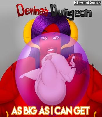 Porn Comics - Devina's Dungeon 2