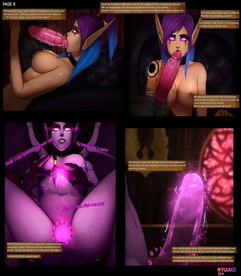 Diary-Of-A-Blood-Elf-1 9 free sex comic