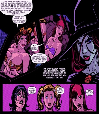 Dick-Or-Treat 2 free sex comic