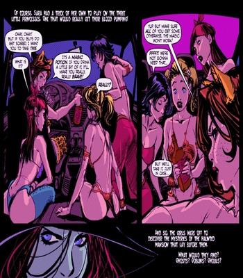 Dick-Or-Treat 3 free sex comic