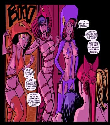 Dick-Or-Treat 13 free sex comic